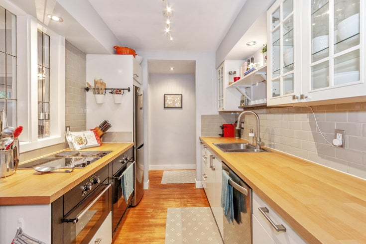 1 1450 CHESTERFIELD AVENUE - Central Lonsdale Apartment/Condo for sale, 2 Bedrooms (R2614797)