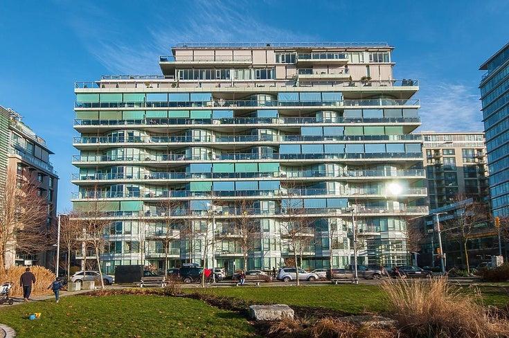 410 181 W 1ST AVENUE - False Creek Apartment/Condo for sale, 2 Bedrooms (R2614809)