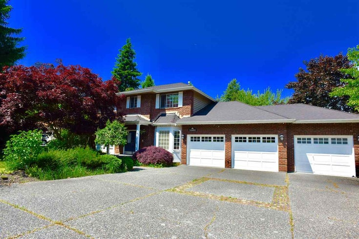 14465 29A AVENUE - Elgin Chantrell House/Single Family for sale, 4 Bedrooms (R2614827)