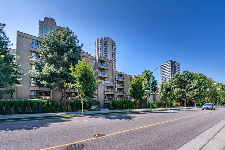 402 1040 PACIFIC STREET - West End VW Apartment/Condo for sale, 1 Bedroom (R2614871)