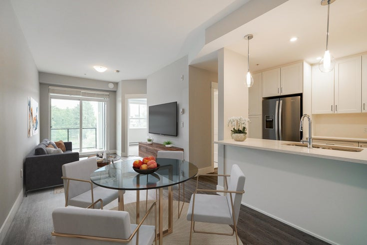 4410 2180 KELLY AVENUE - Central Pt Coquitlam Apartment/Condo for sale, 1 Bedroom (R2614881)