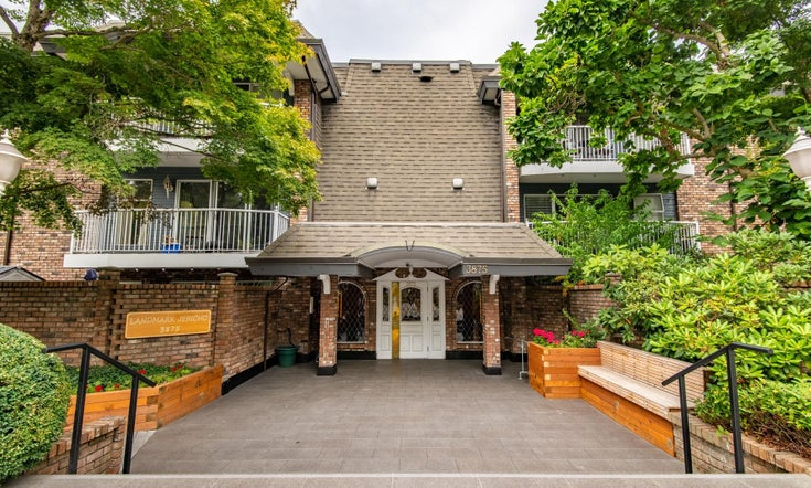 220 3875 W 4TH AVENUE - Point Grey Apartment/Condo for sale, 1 Bedroom (R2614890)