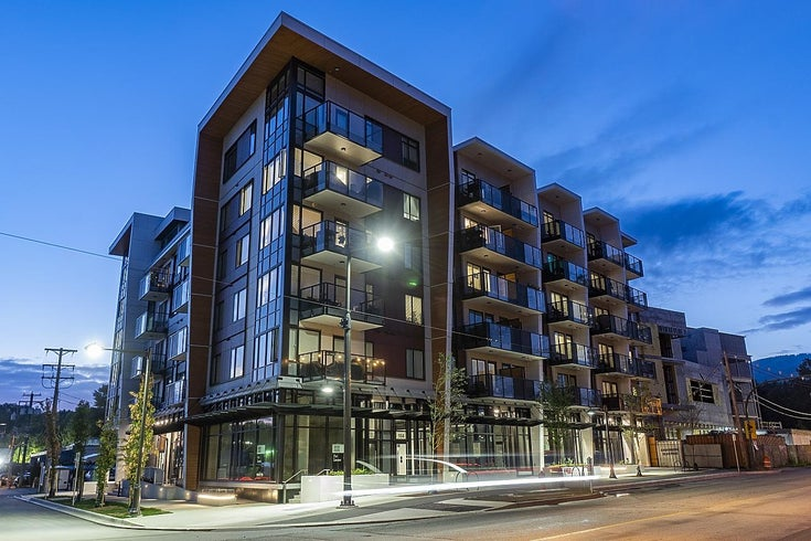 503 1496 CHARLOTTE ROAD - Lynnmour Apartment/Condo for sale, 2 Bedrooms (R2614919)