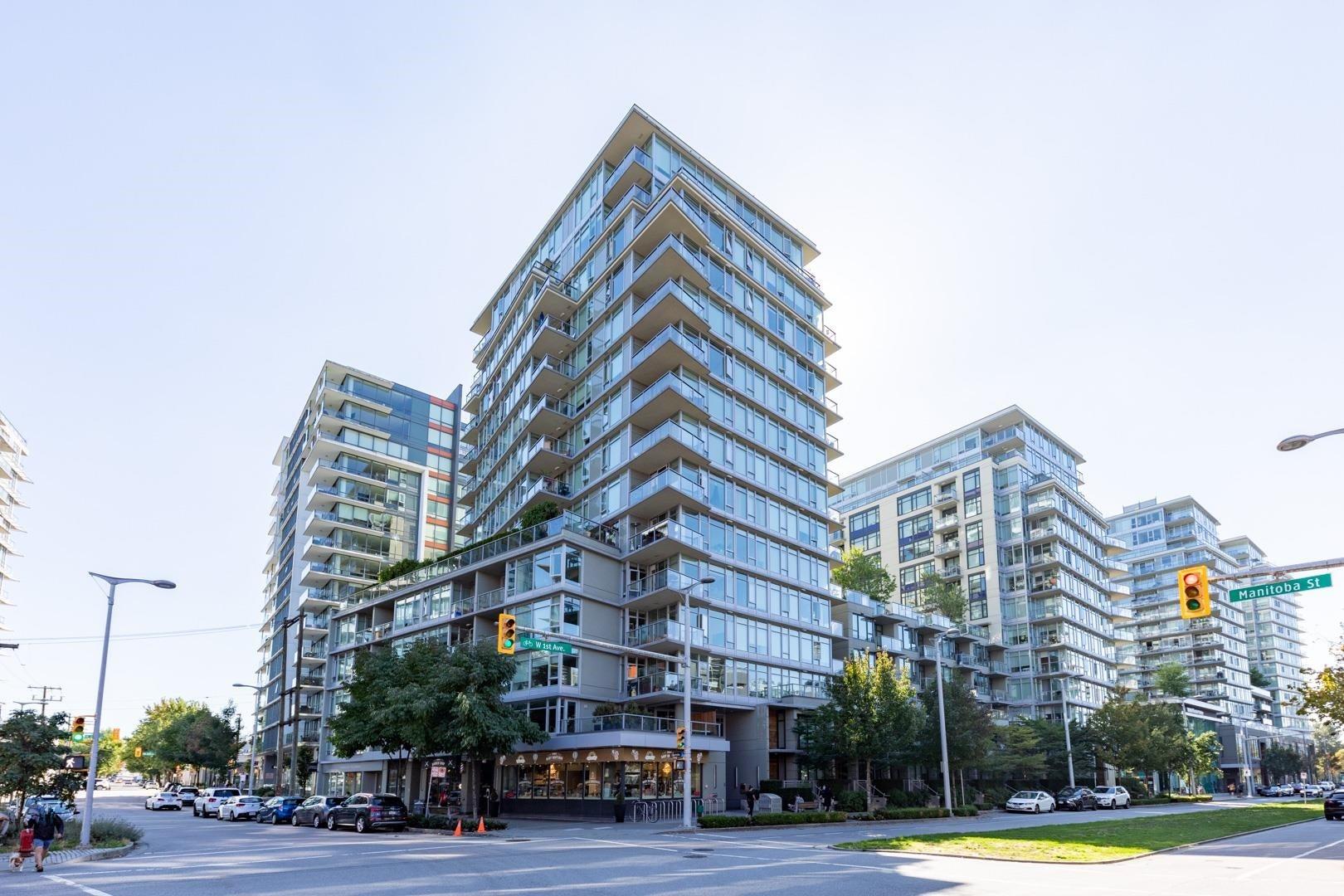 557 108 W 1ST AVENUE - False Creek Apartment/Condo for sale, 1 Bedroom (R2614922) - #1
