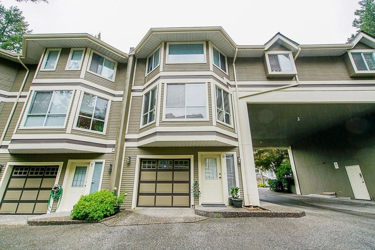 6 3228 RALEIGH STREET - Central Pt Coquitlam Townhouse for sale, 3 Bedrooms (R2614953)