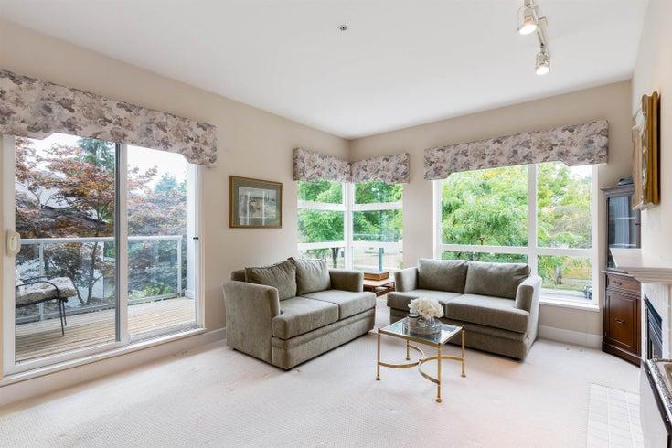 203 6198 ASH STREET - Oakridge VW Apartment/Condo for sale, 2 Bedrooms (R2614969)