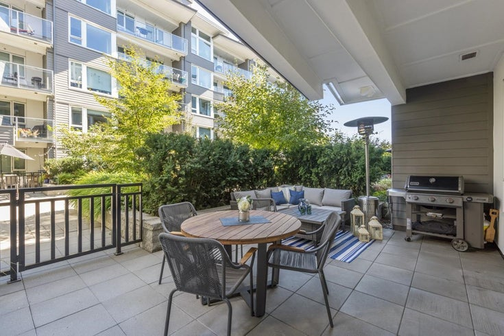 102 277 W 1ST STREET - Lower Lonsdale Apartment/Condo for sale, 2 Bedrooms (R2615031)