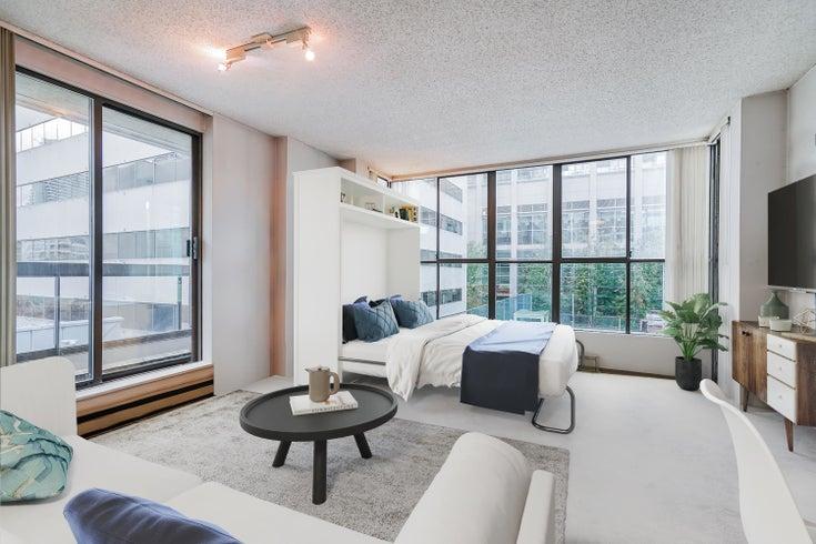501 850 BURRARD STREET - Downtown VW Apartment/Condo for sale(R2615063)