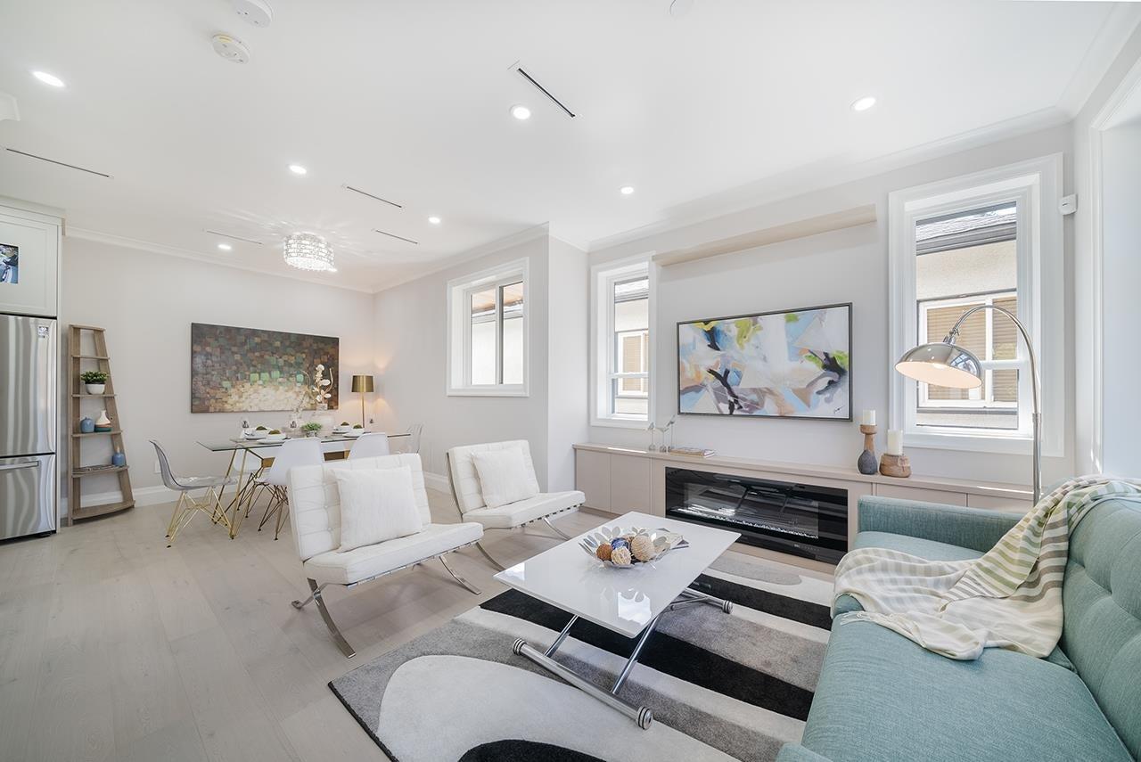 5062 GLADSTONE STREET - Victoria VE 1/2 Duplex for sale, 4 Bedrooms (R2615073) - #1