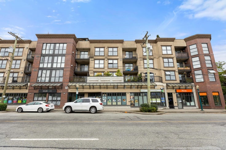 3001 84 GRANT STREET - Port Moody Centre Apartment/Condo for sale, 2 Bedrooms (R2615102)