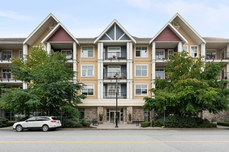 407 1336 MAIN STREET - Downtown SQ Apartment/Condo for sale, 1 Bedroom (R2615110)