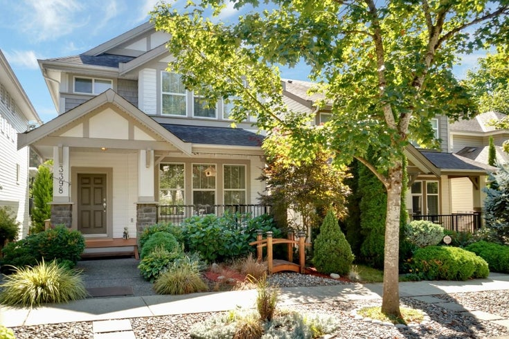 3398 WILKIE AVENUE - Burke Mountain House/Single Family for sale, 4 Bedrooms (R2615131)
