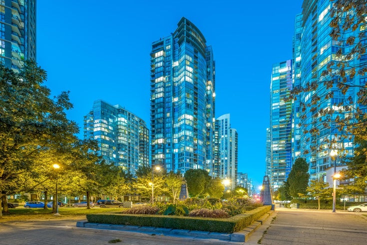 2107 1495 RICHARDS STREET - Yaletown Apartment/Condo for sale, 1 Bedroom (R2615161)