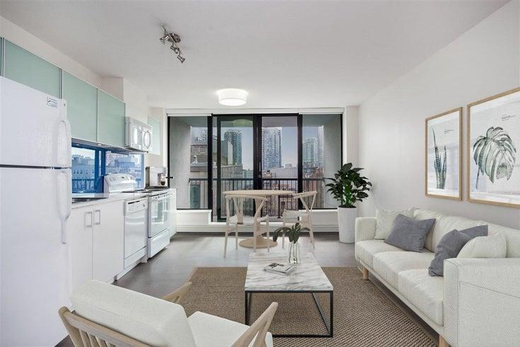 803 66 W CORDOVA STREET - Downtown VW Apartment/Condo for sale, 1 Bedroom (R2615168)