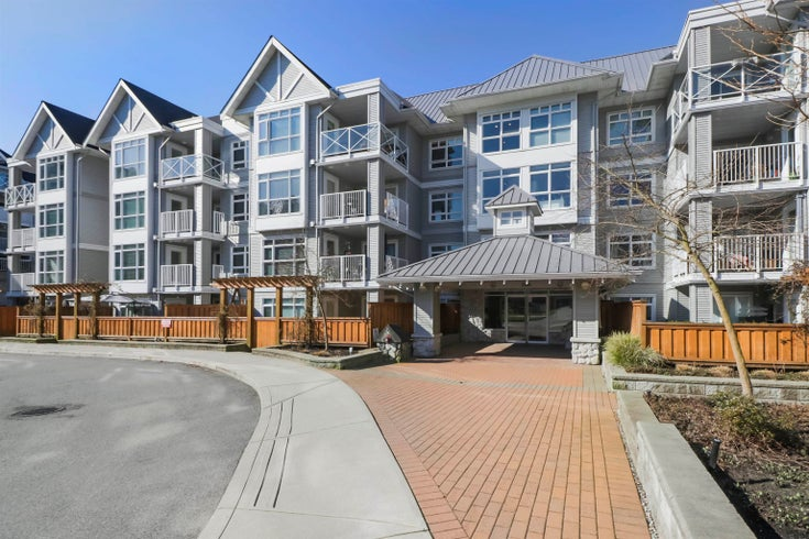 306 3136 ST JOHNS STREET - Port Moody Centre Apartment/Condo for sale, 2 Bedrooms (R2615170)