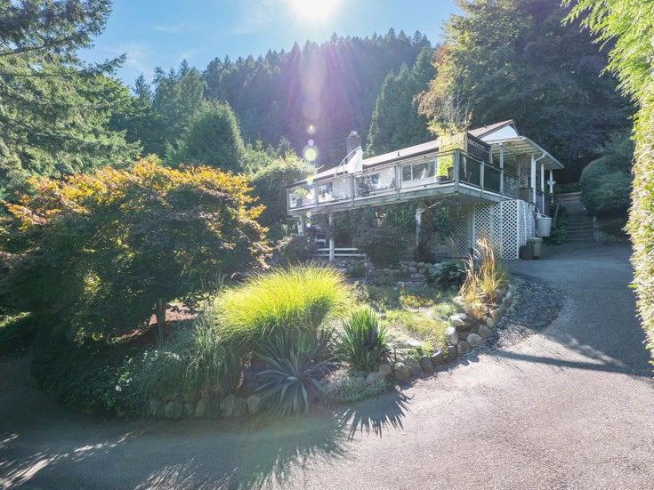 1099 MARINE DRIVE - Gibsons & Area House/Single Family for sale, 2 Bedrooms (R2615188)