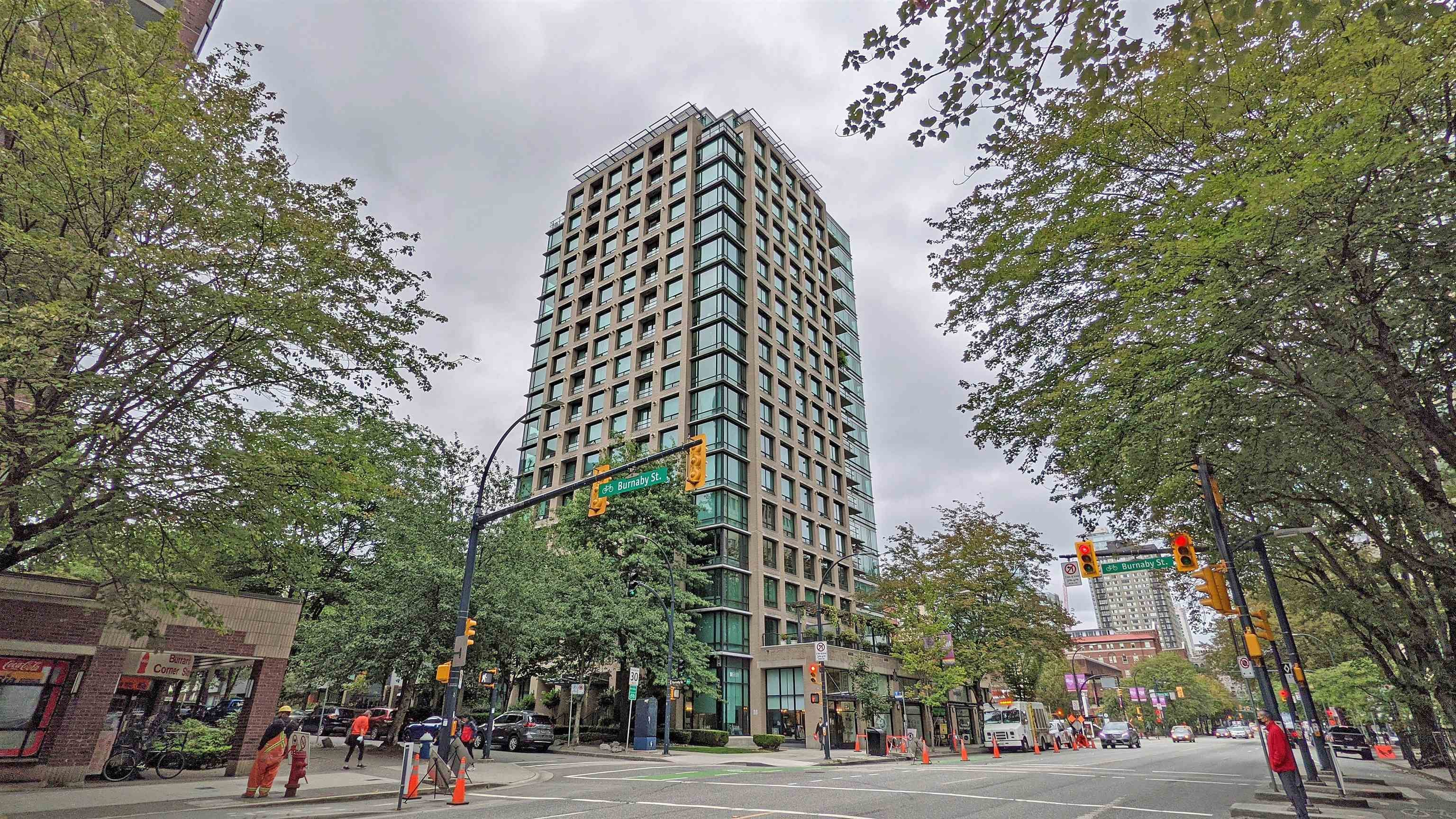 1007 1003 BURNABY STREET - West End VW Apartment/Condo for sale, 1 Bedroom (R2615194) - #1