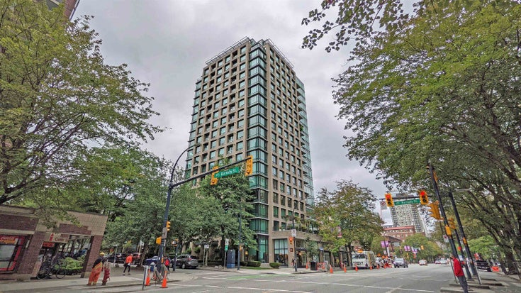 1007 1003 BURNABY STREET - West End VW Apartment/Condo for sale, 1 Bedroom (R2615194)