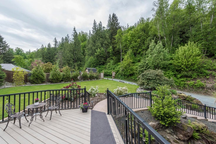 8697 GRAND VIEW DRIVE - Chilliwack Mountain House with Acreage for sale, 5 Bedrooms (R2615215)