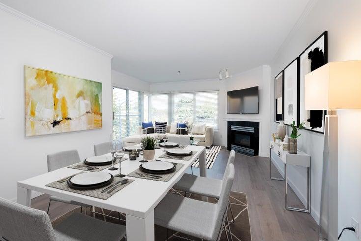 207 3280 W BROADWAY - Kitsilano Apartment/Condo for sale, 2 Bedrooms (R2615222)