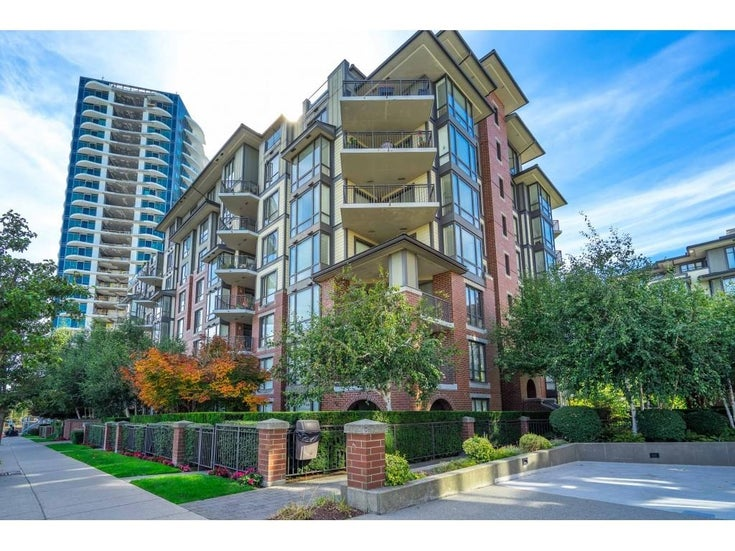 207 1551 FOSTER STREET - White Rock Apartment/Condo for sale, 2 Bedrooms (R2615231)