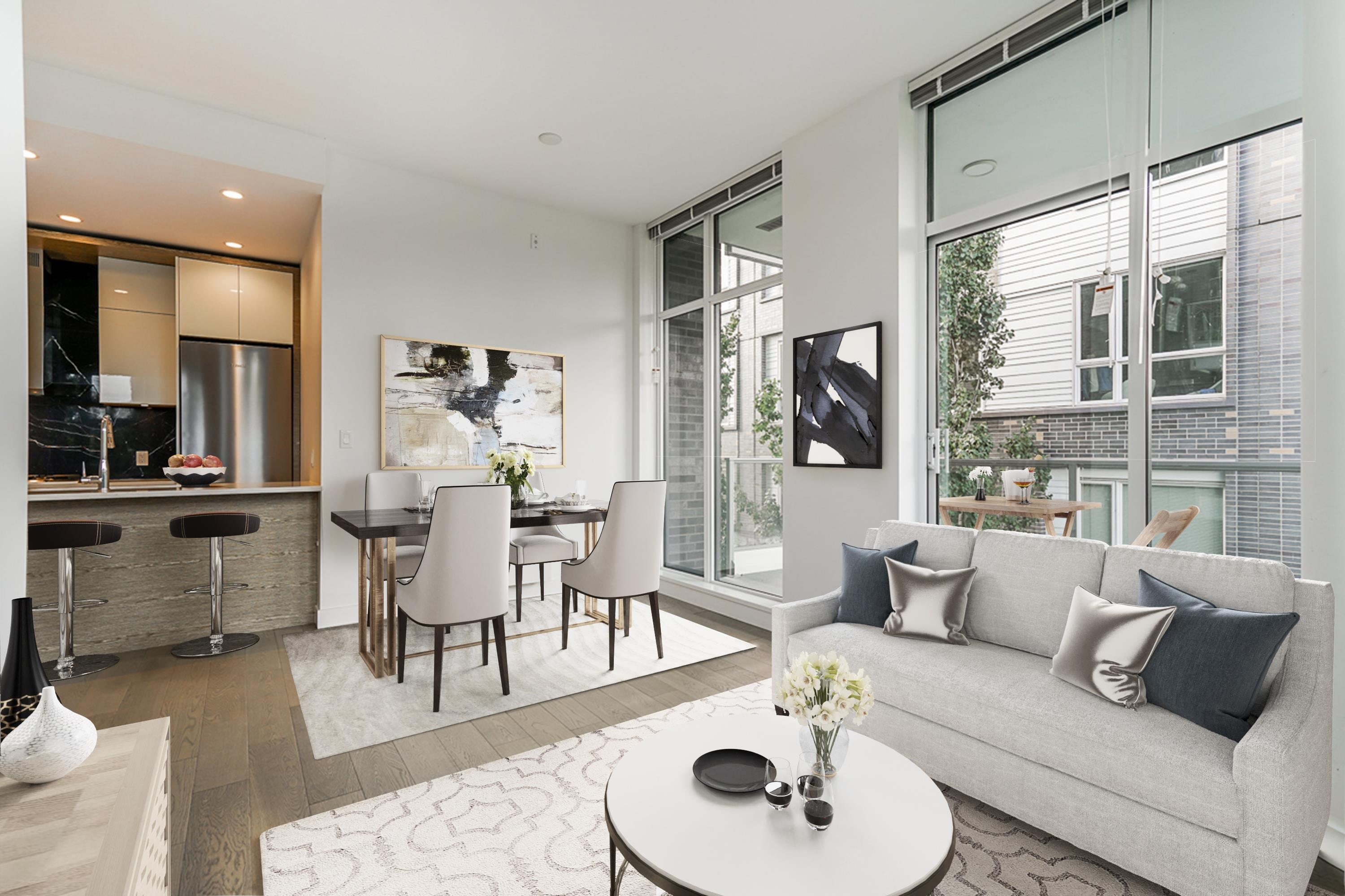 302 6733 CAMBIE STREET - South Cambie Apartment/Condo for sale, 2 Bedrooms (R2615242)
