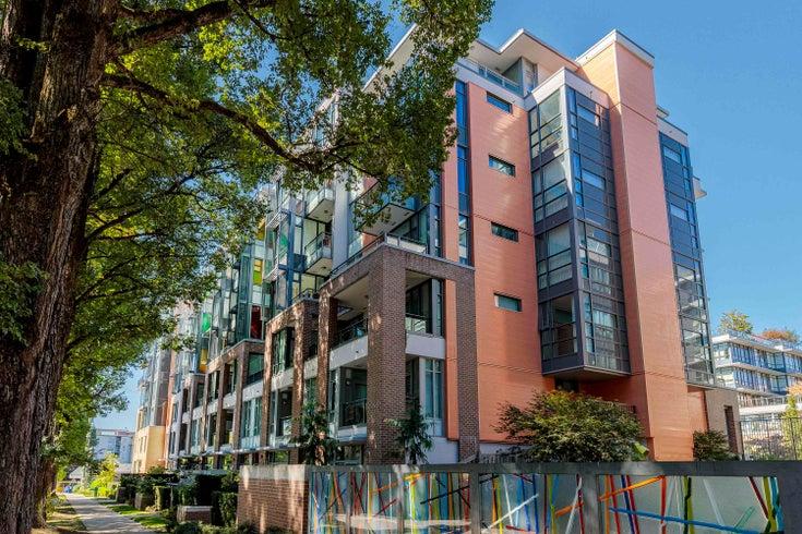 611 2033 W 10TH AVENUE - Kitsilano Apartment/Condo for sale, 1 Bedroom (R2615276)