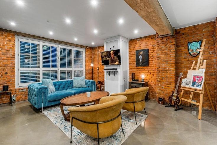 304 1066 HAMILTON STREET - Yaletown Apartment/Condo for sale, 2 Bedrooms (R2615311)