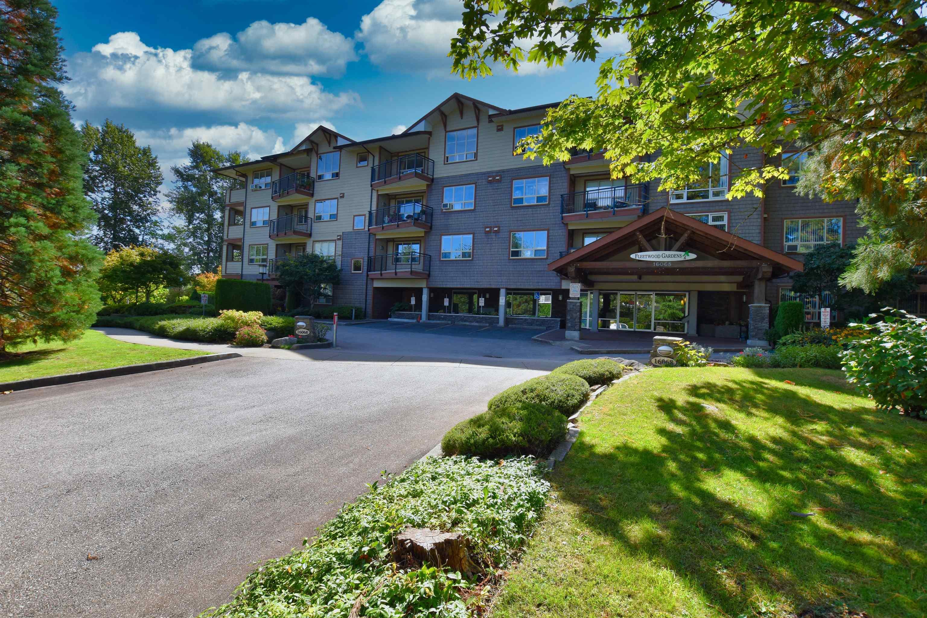 304 16068 83 AVENUE - Fleetwood Tynehead Apartment/Condo for sale, 2 Bedrooms (R2615331)