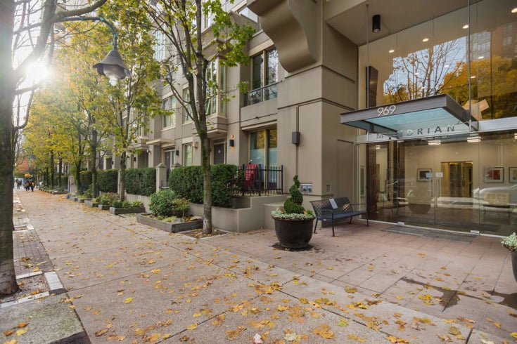 801 969 RICHARDS STREET - Downtown VW Apartment/Condo for sale, 1 Bedroom (R2615433)