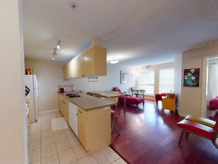 317 2891 E HASTINGS STREET - Hastings Apartment/Condo for sale, 1 Bedroom (R2615463)