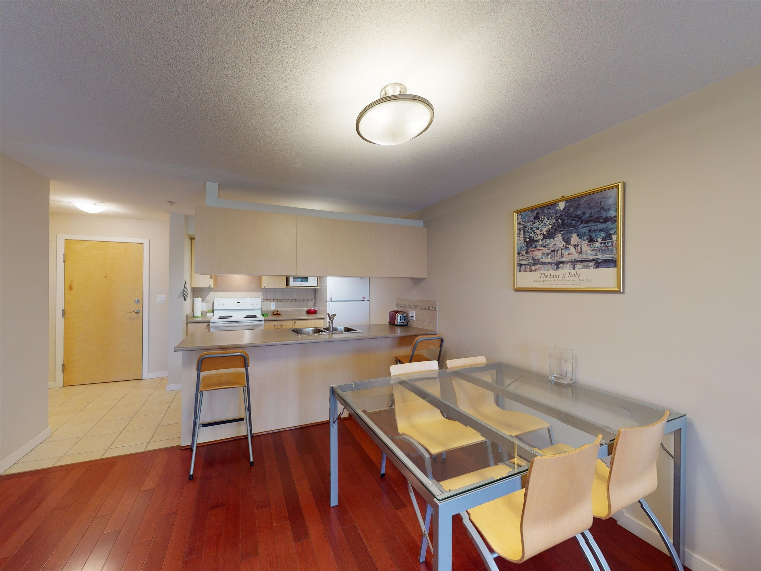 317 2891 E HASTINGS STREET - Hastings Apartment/Condo for sale, 1 Bedroom (R2615463) - #3