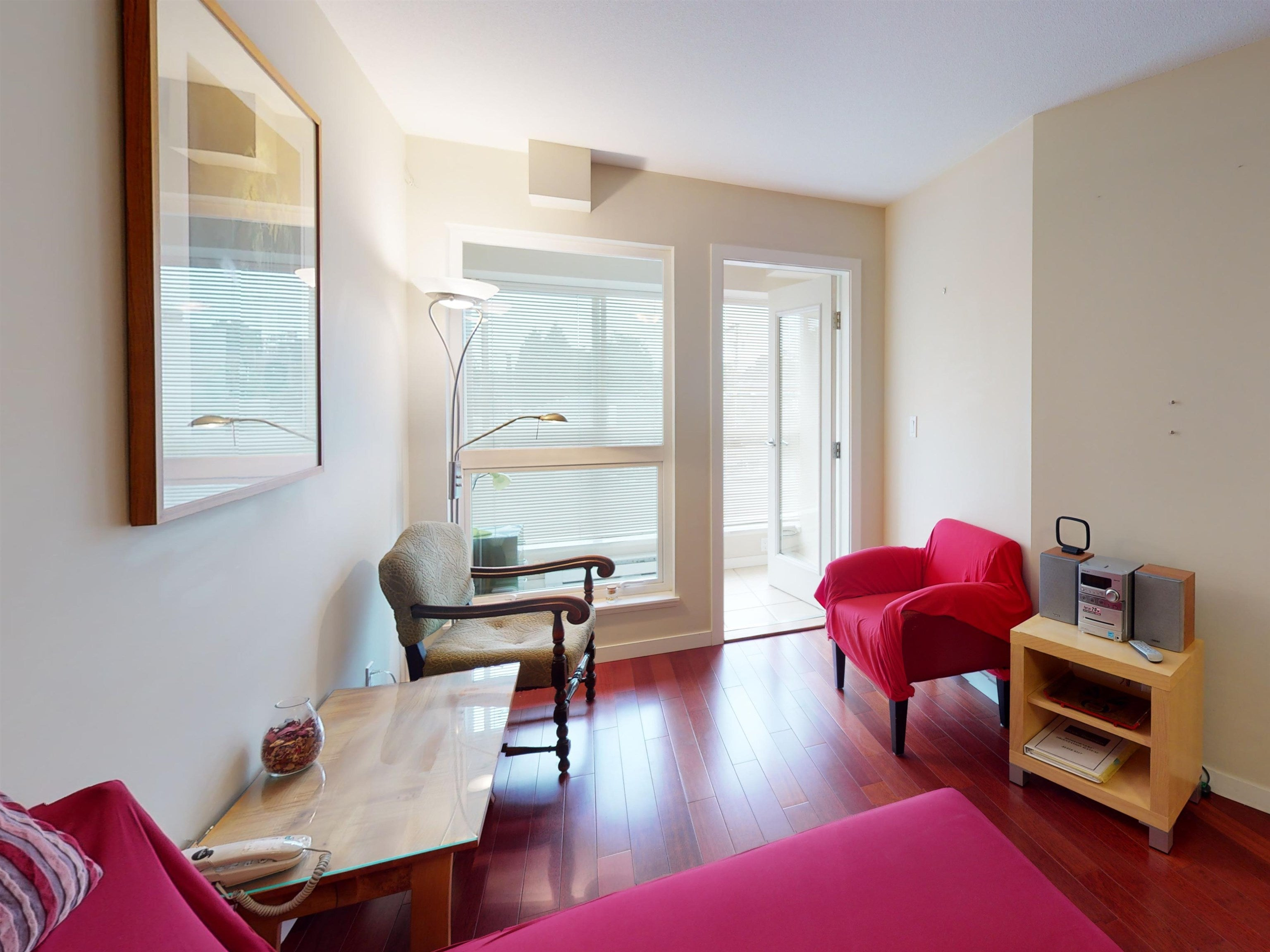 317 2891 E HASTINGS STREET - Hastings Apartment/Condo for sale, 1 Bedroom (R2615463) - #4