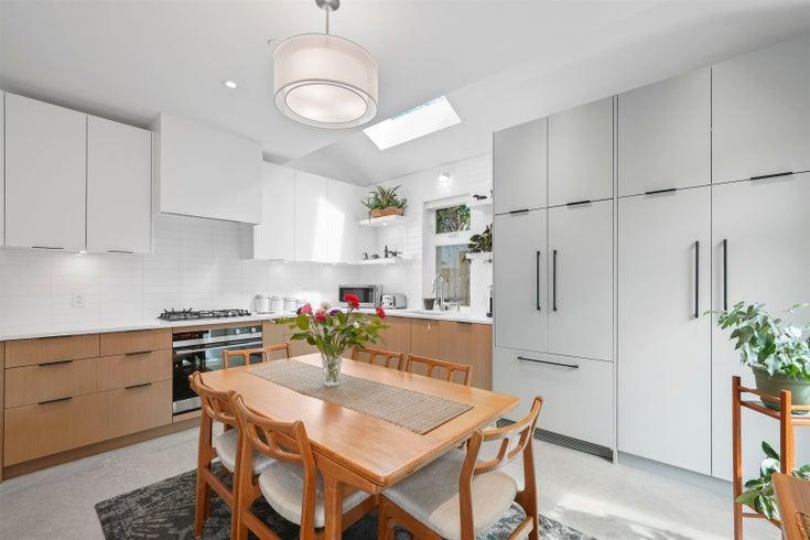 2521 OXFORD STREET - Hastings Sunrise 1/2 Duplex for sale, 2 Bedrooms (R2615481)