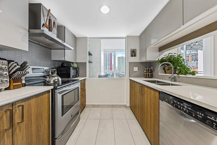 901 183 KEEFER PLACE - Downtown VW Apartment/Condo for sale, 2 Bedrooms (R2615487)