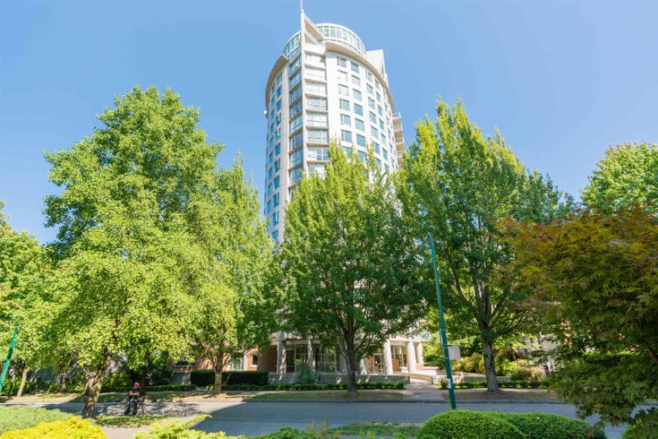 903 1277 NELSON STREET - West End VW Apartment/Condo for sale, 2 Bedrooms (R2615495)