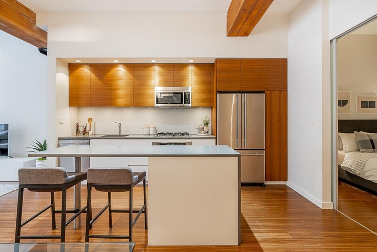 204 1228 HOMER STREET - Yaletown Apartment/Condo for sale, 1 Bedroom (R2615497)