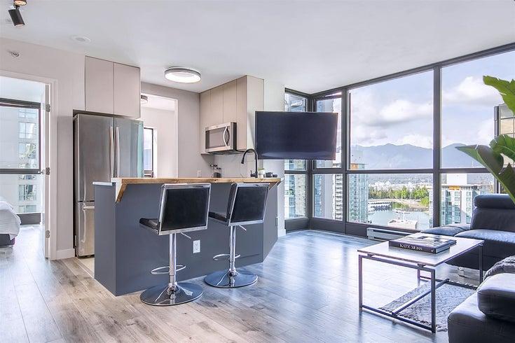 1710 1367 ALBERNI STREET - West End VW Apartment/Condo for sale, 1 Bedroom (R2615507)