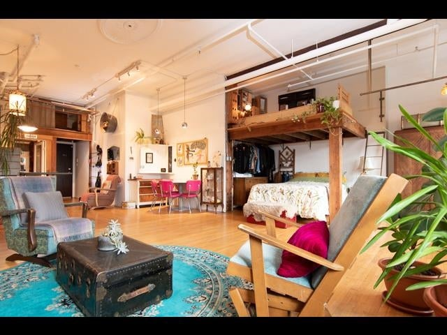 125 2556 E HASTINGS STREET - Hastings Sunrise Apartment/Condo for sale, 1 Bedroom (R2615512)