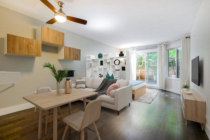 104 575 W 13TH AVENUE - Fairview VW Apartment/Condo for sale(R2615533)