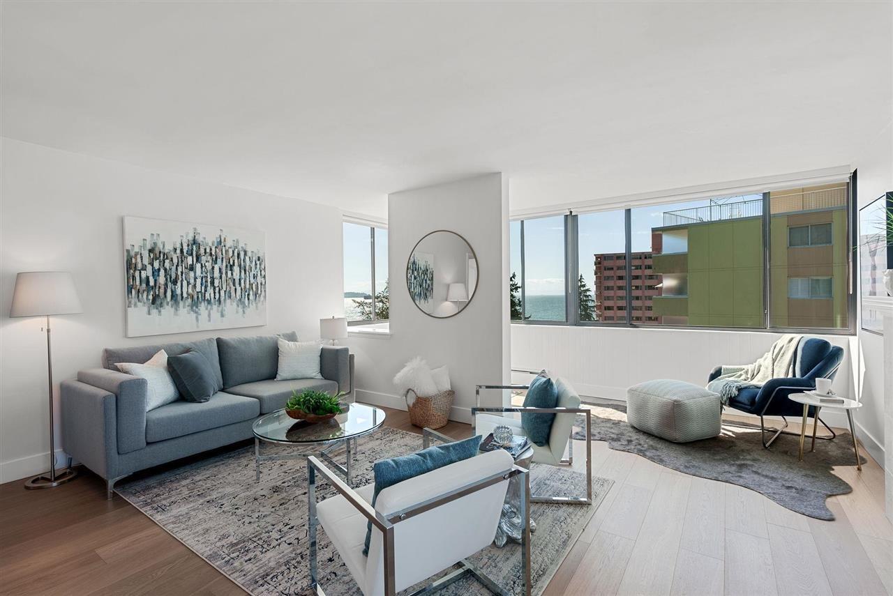 703 2167 BELLEVUE AVENUE - Dundarave Apartment/Condo for sale, 2 Bedrooms (R2615536) - #2