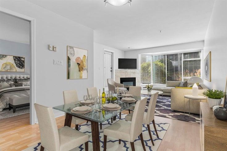 109 1966 COQUITLAM AVENUE - Glenwood PQ Apartment/Condo for sale, 1 Bedroom (R2615588)