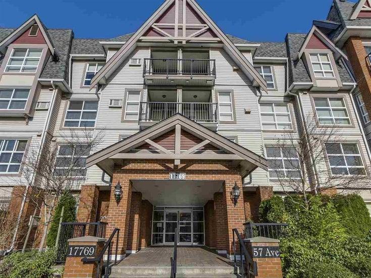 414 17769 57 AVENUE - Cloverdale BC Apartment/Condo for sale, 2 Bedrooms (R2615642)