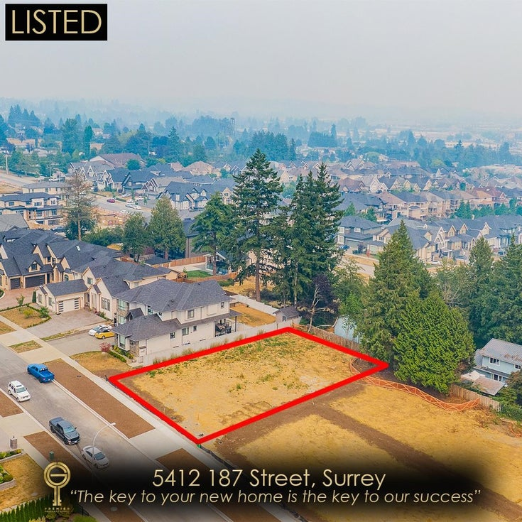 5412 187 STREET - Cloverdale BC for sale(R2615669)