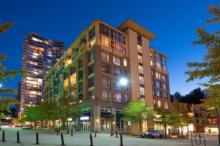 603 121 BREW STREET - Port Moody Centre Apartment/Condo for sale, 1 Bedroom (R2615673)