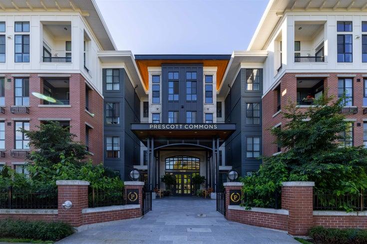 304 15138 34 AVENUE - Morgan Creek Apartment/Condo for sale, 1 Bedroom (R2615676)