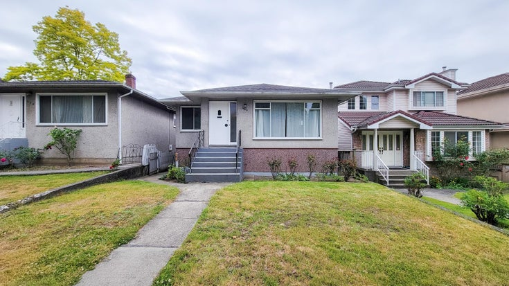 468 E 49TH AVENUE - South Vancouver House/Single Family for sale, 4 Bedrooms (R2615678)