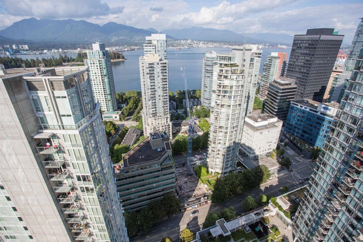 3302 1238 MELVILLE STREET - Coal Harbour Apartment/Condo for sale, 3 Bedrooms (R2615681)