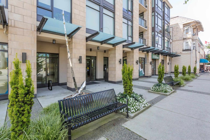 407 131 E 3RD STREET - Lower Lonsdale Apartment/Condo for sale, 1 Bedroom (R2615720)