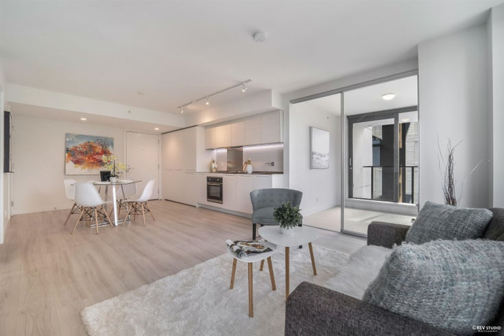1309 1133 HORNBY STREET - Downtown VW Apartment/Condo for sale, 1 Bedroom (R2615727)
